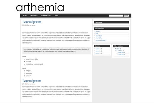 Arthemia Magazine