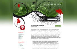 Japanese Fleur