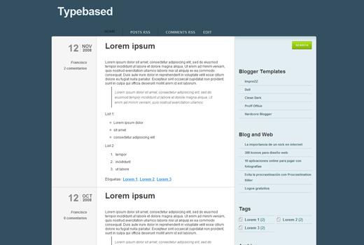 Type Based